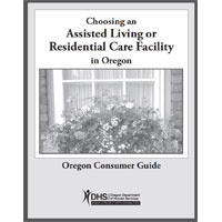 Oregon State Guide to Assisted Living and Residential Care Facilities